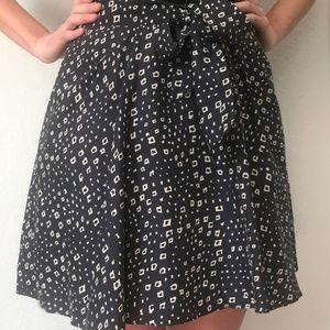 Super Cute Swingy Anthropologie Skirt
